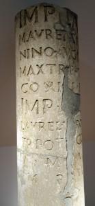 mijlpaal romeinen