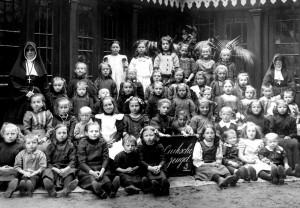 Cuijk  Klassefoto  1912