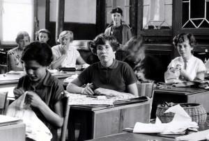 huishoudschool 1955