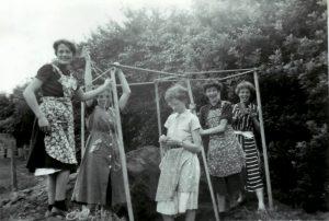 Kamp gidsen 1953 was op hangen