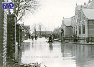 Beers Dorpsstraat - Patronaat Watersnood