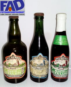 Bier flesjes brouwerij Cevelum