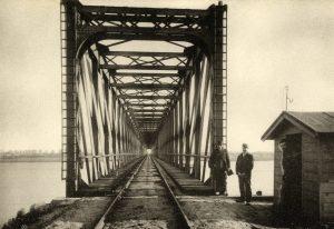 Spoorbrug Gennep