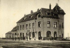N.B.D.S. station Xanten